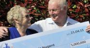 Tom Nugent и его жена Бренда